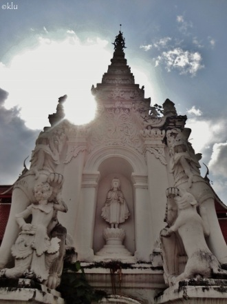 Wat Phra Singh, Chiang Mai, northern Thailand.